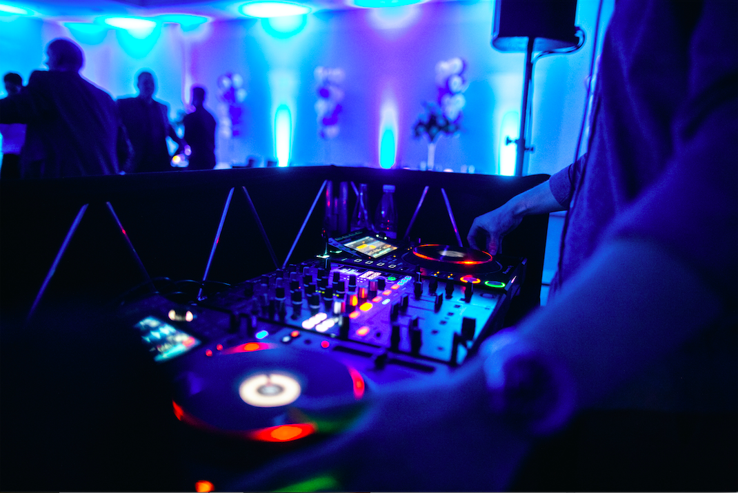 DJ til Privatfest
