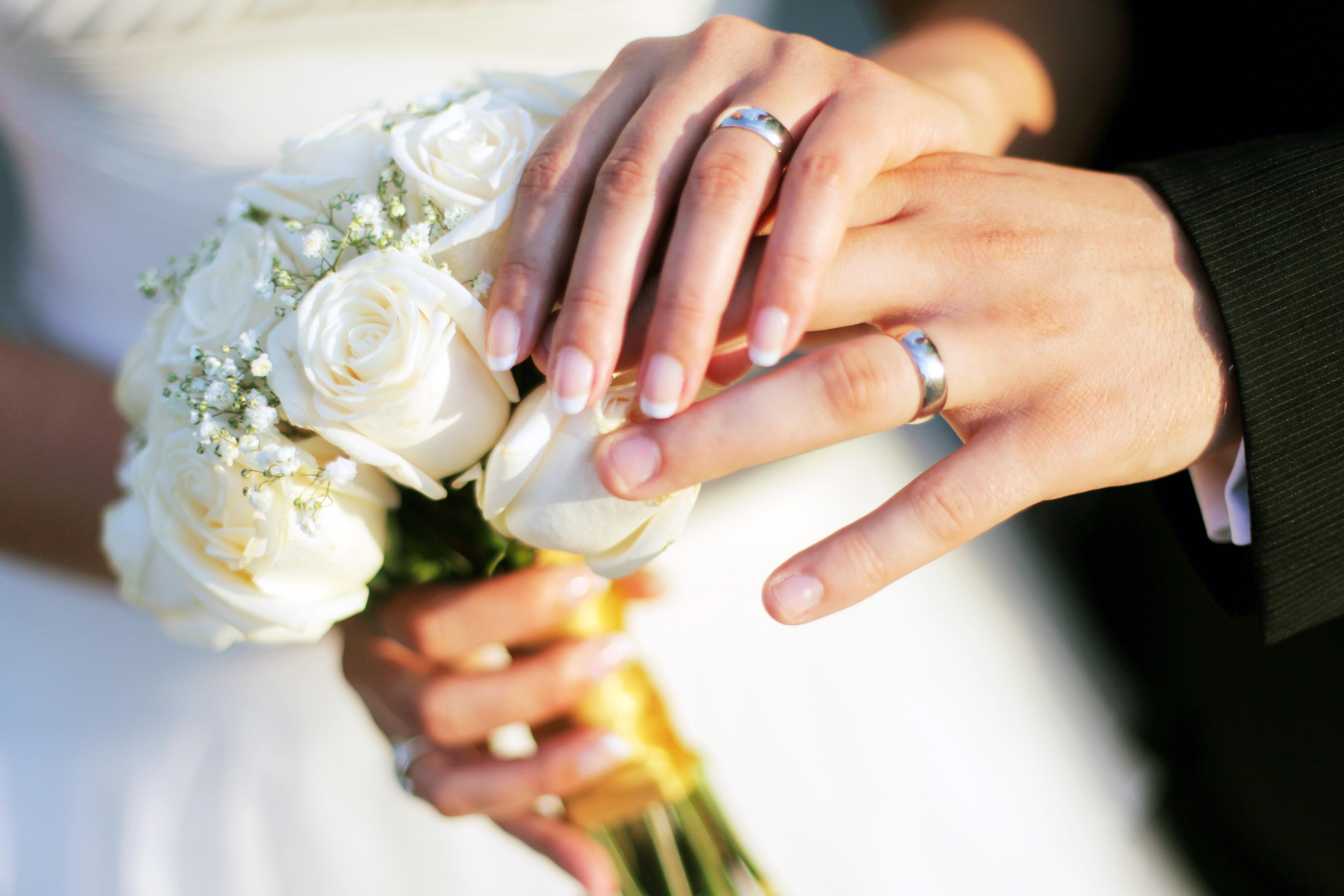 Dj til Bryllup, bryllupsbillede