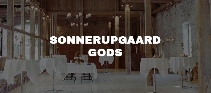 SONNERUPGAARD GODS